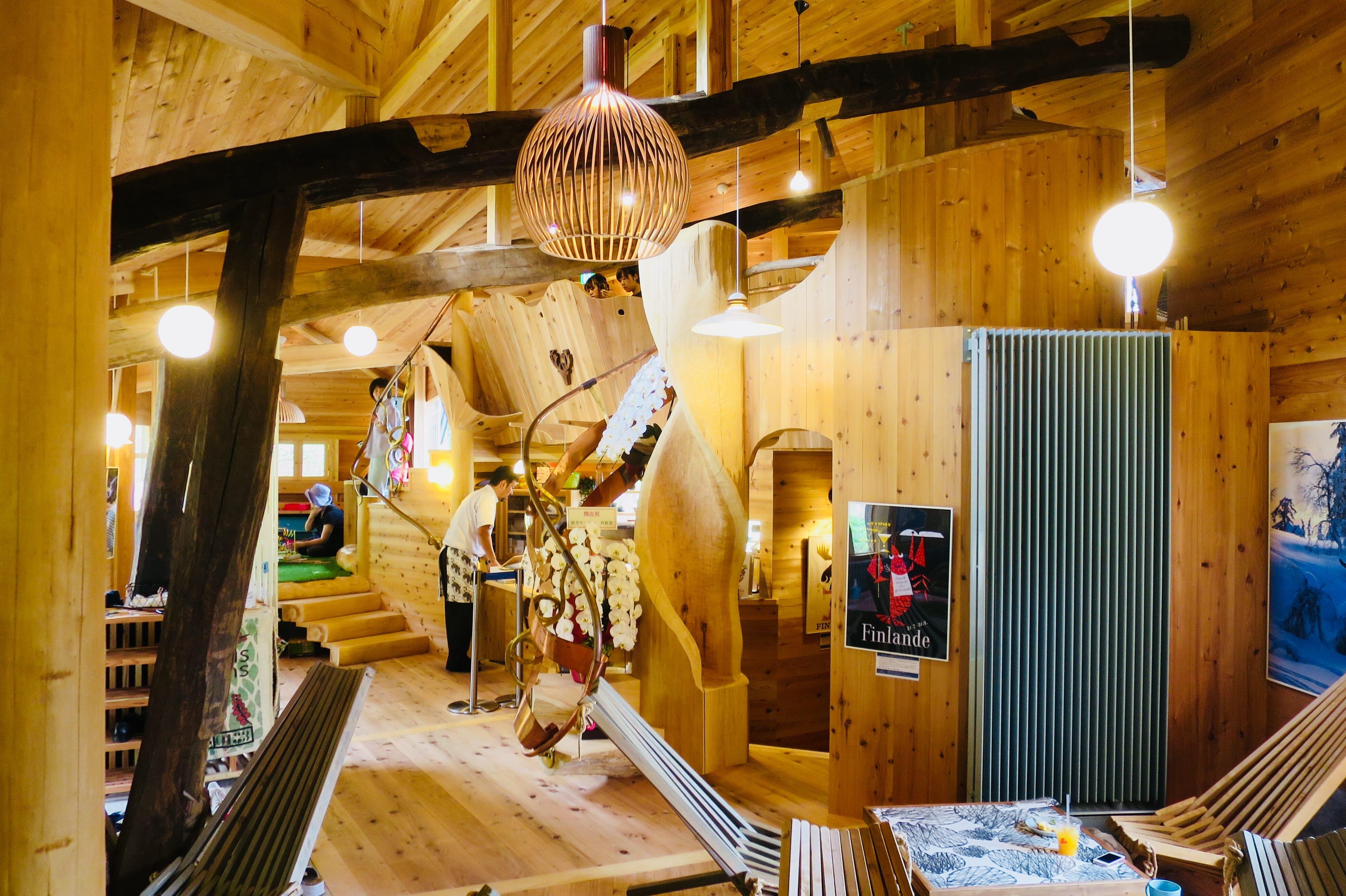 2018年6月新開幕!埼玉嚕嚕米主題公園北歐風咖啡Cafe PUISTO