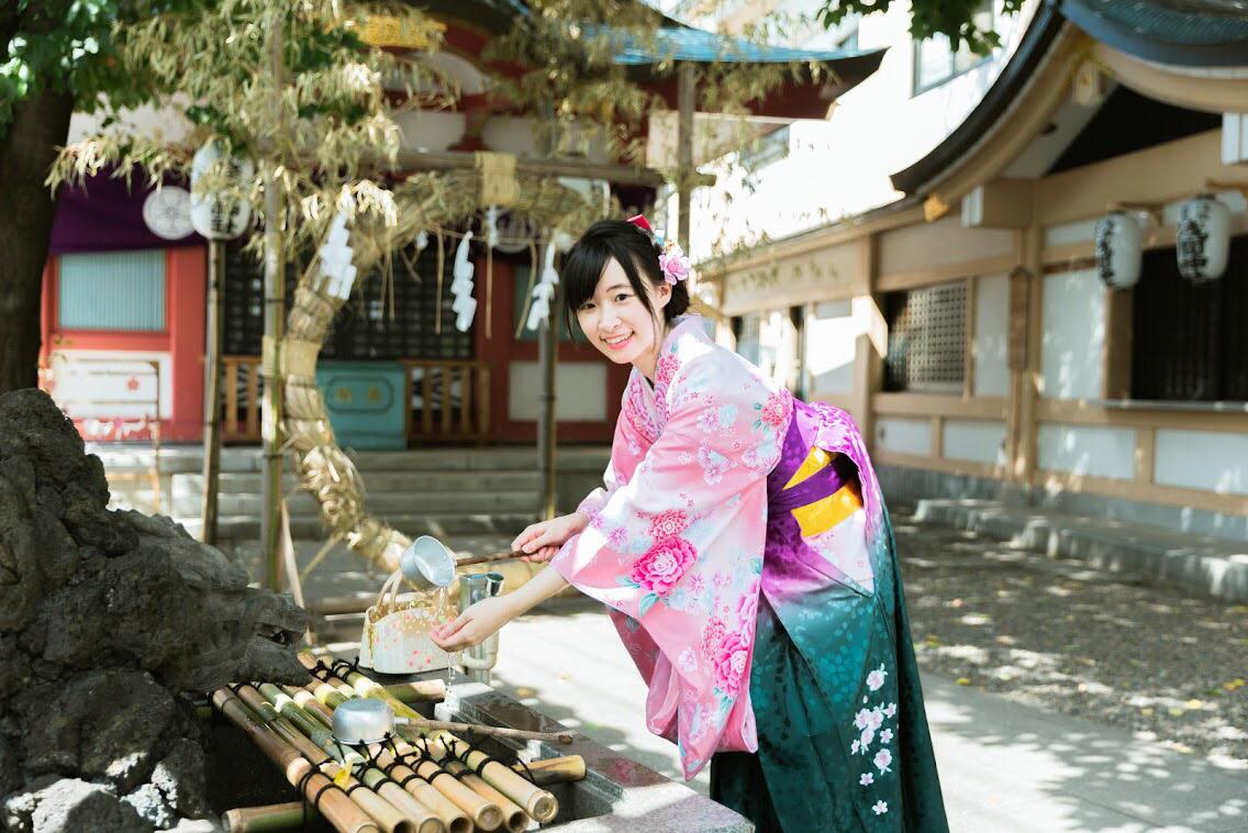 日本畢業典禮穿的「卒業袴」!江戶和裝工房雅一日租借體驗
