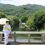 【京都自由行】京都浴衣推薦!嵐山「遊月」一日浴衣租借體驗