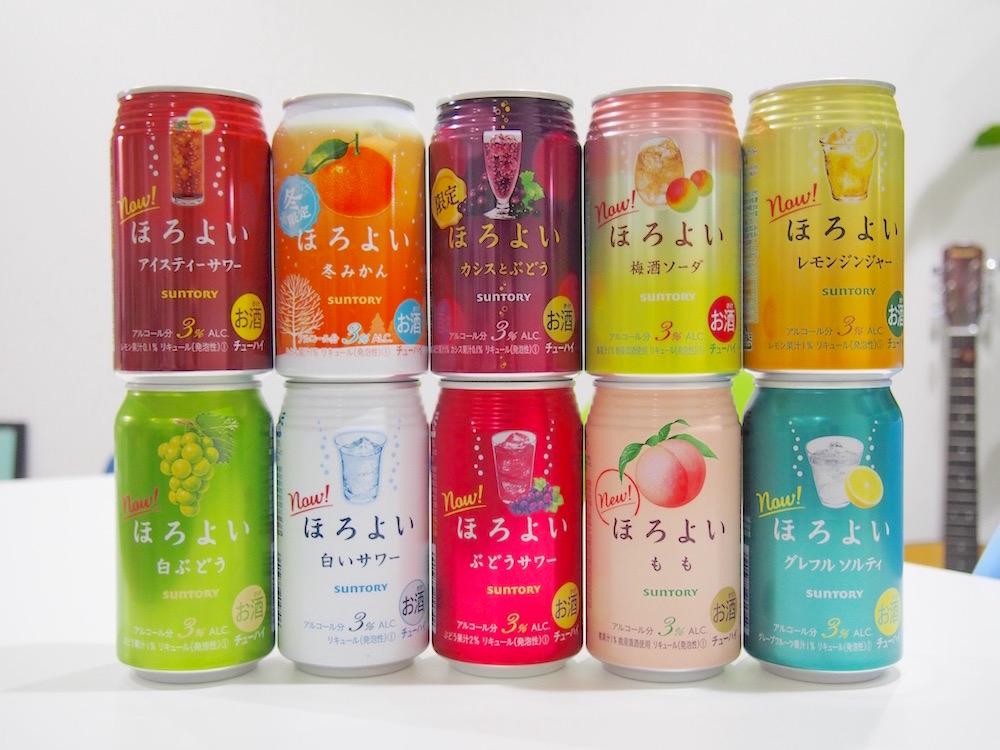 【日本美食】HOROYOI喝了搖曳-冬天限定口味登場!