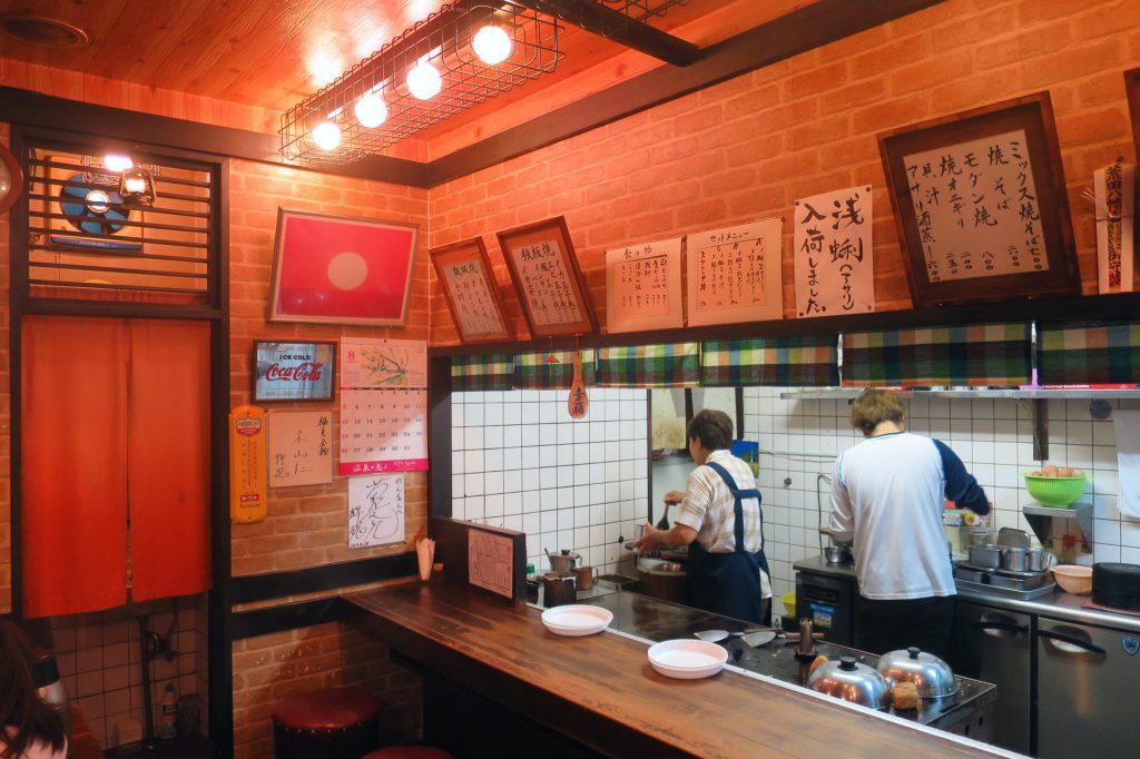 鹿兒島大學|下課後的美食:大阪燒/鐵板燒のんちゃん