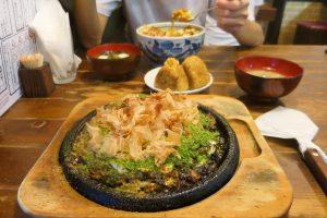 鹿兒島大學周邊美食・大阪燒/鐵板燒のんちゃん