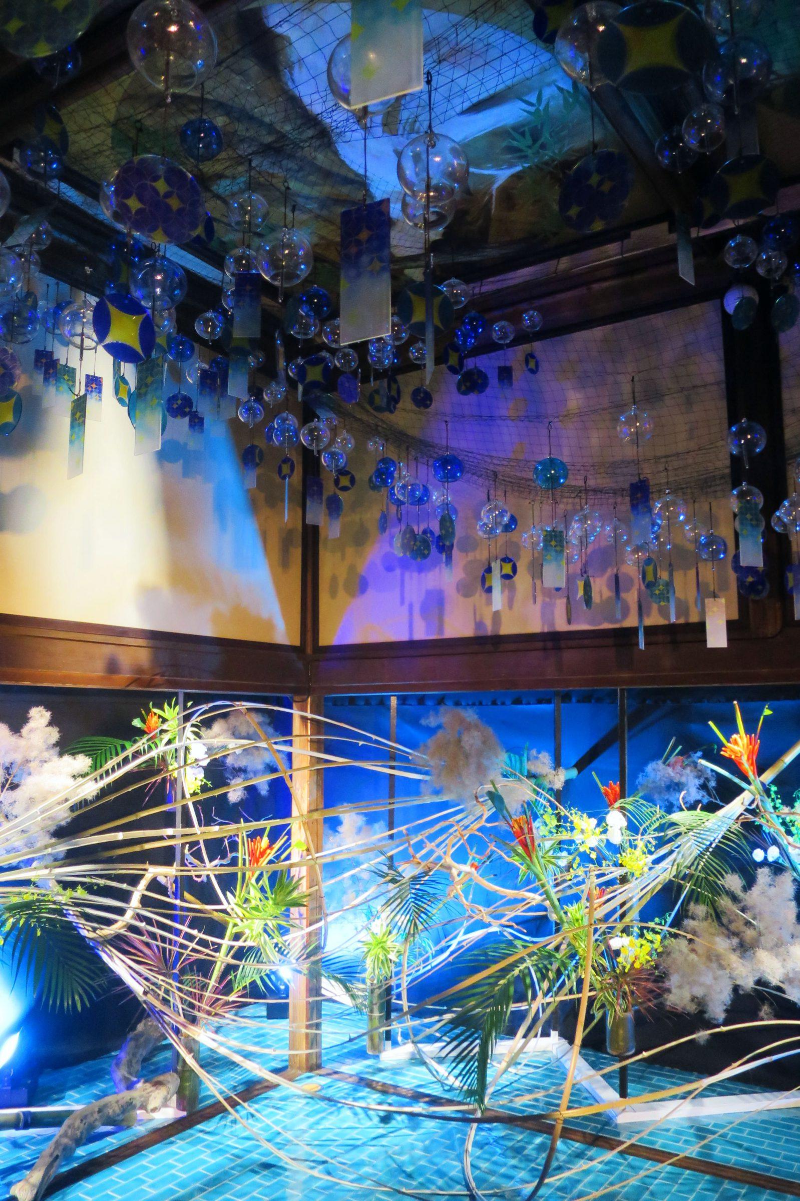 日本獨有色彩與意匠!目黑雅敘園:和のあかり×百段階段2018