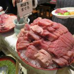 【美食推薦】CP值超高!東京淺草橋1000日幣生魚片吃到飽!