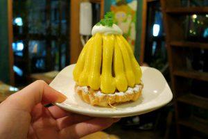 【美食推薦】人氣夢幻甜點!東京高圓寺「HATTIFNATT」南瓜蒙布朗!
