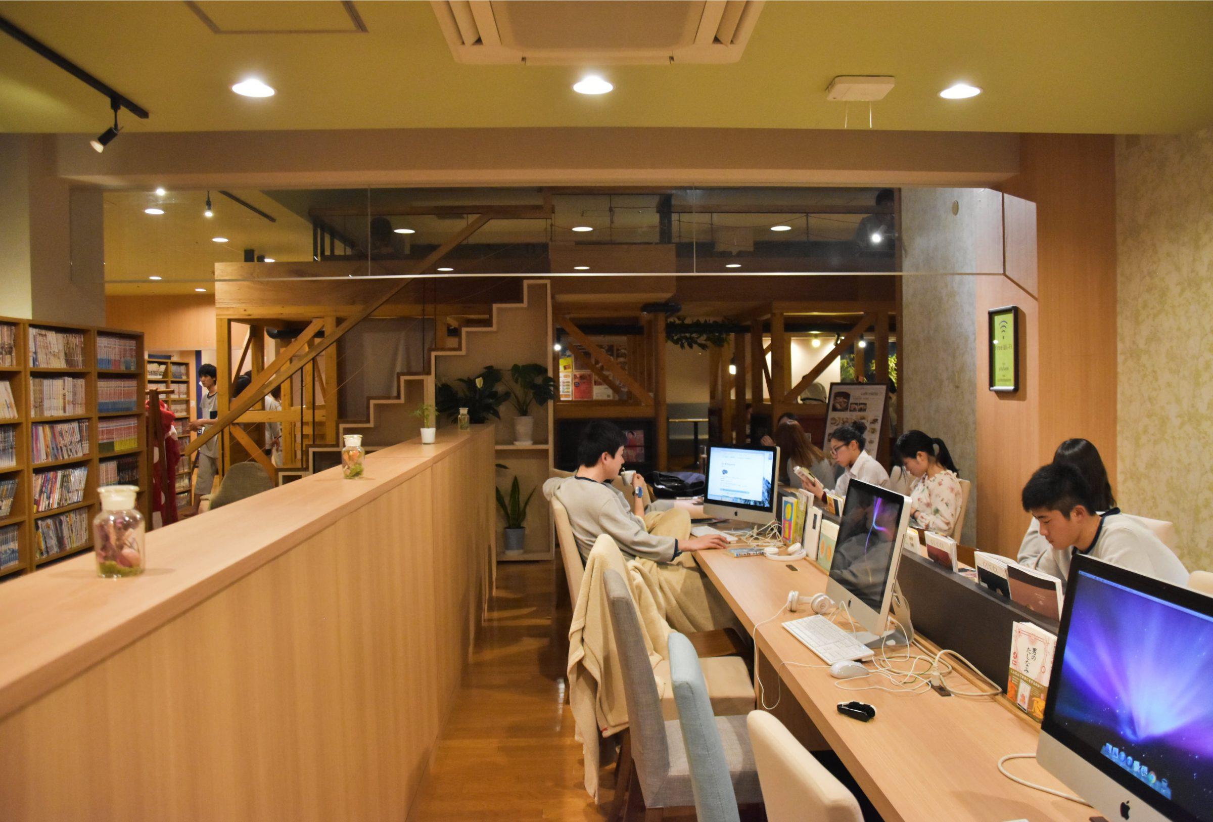 埼玉大宮|集合溫泉美食住宿!超療癒風呂咖啡(おふろCafe)