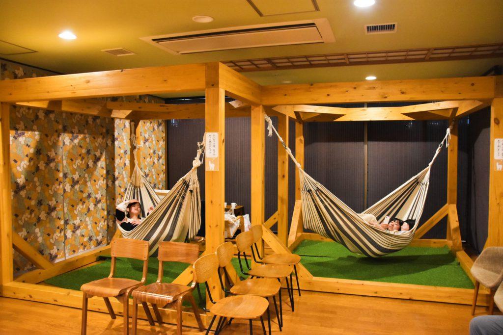 埼玉大宮|集合溫泉美食住宿!超療癒風呂咖啡廳(おふろCafe)