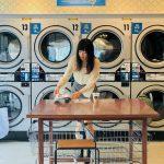 洗衣 + 咖啡!東京目黑區創意洗衣房「Freddy Leck」
