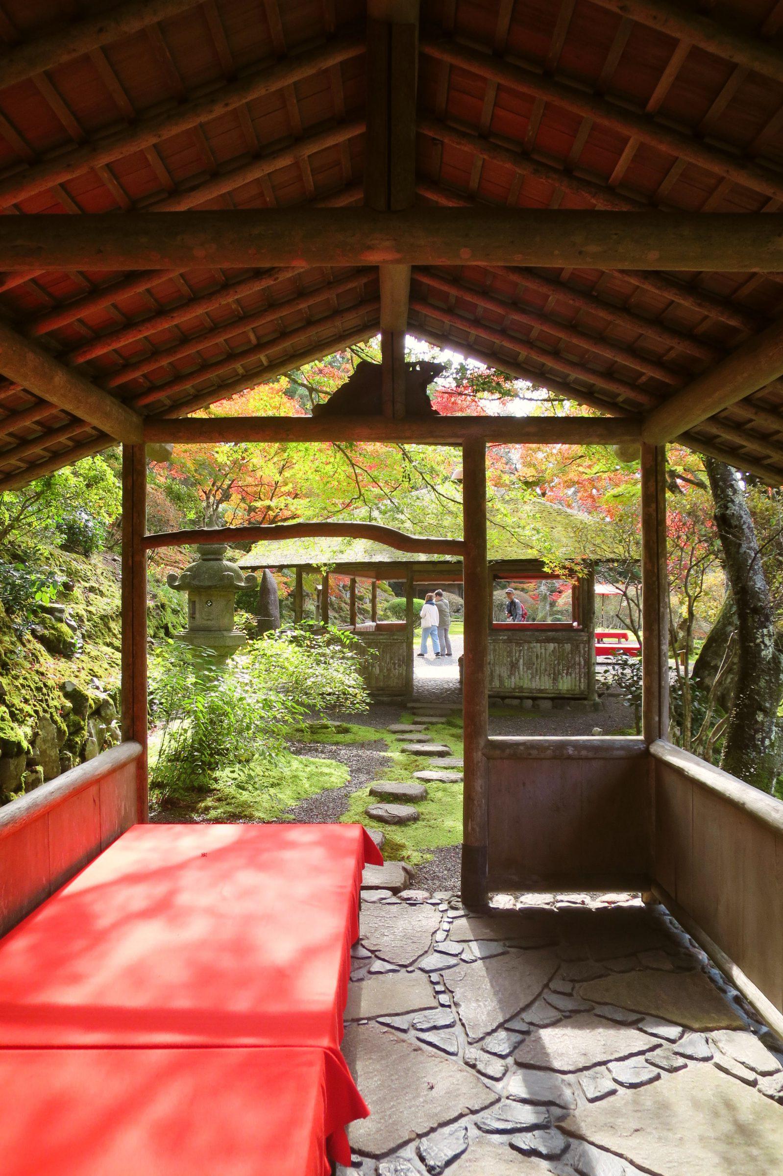 每天僅開放100人!京都叡山電鐵・二ノ瀬賞楓秘境「白龍園」