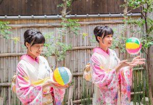 京都・夢館御池別邸 ∣ 振袖+髮型設計+室內拍攝一日體驗