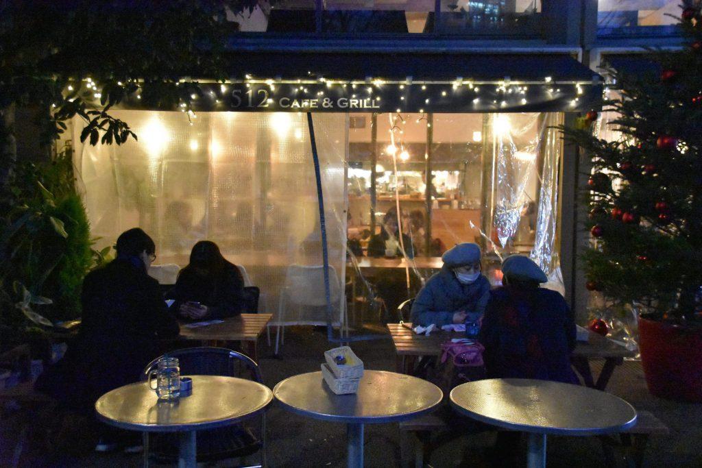 2018秋季日劇「無法成為野獸的我們」拍攝地大揭密! 512 Cafe & Grill(第10集取景地)