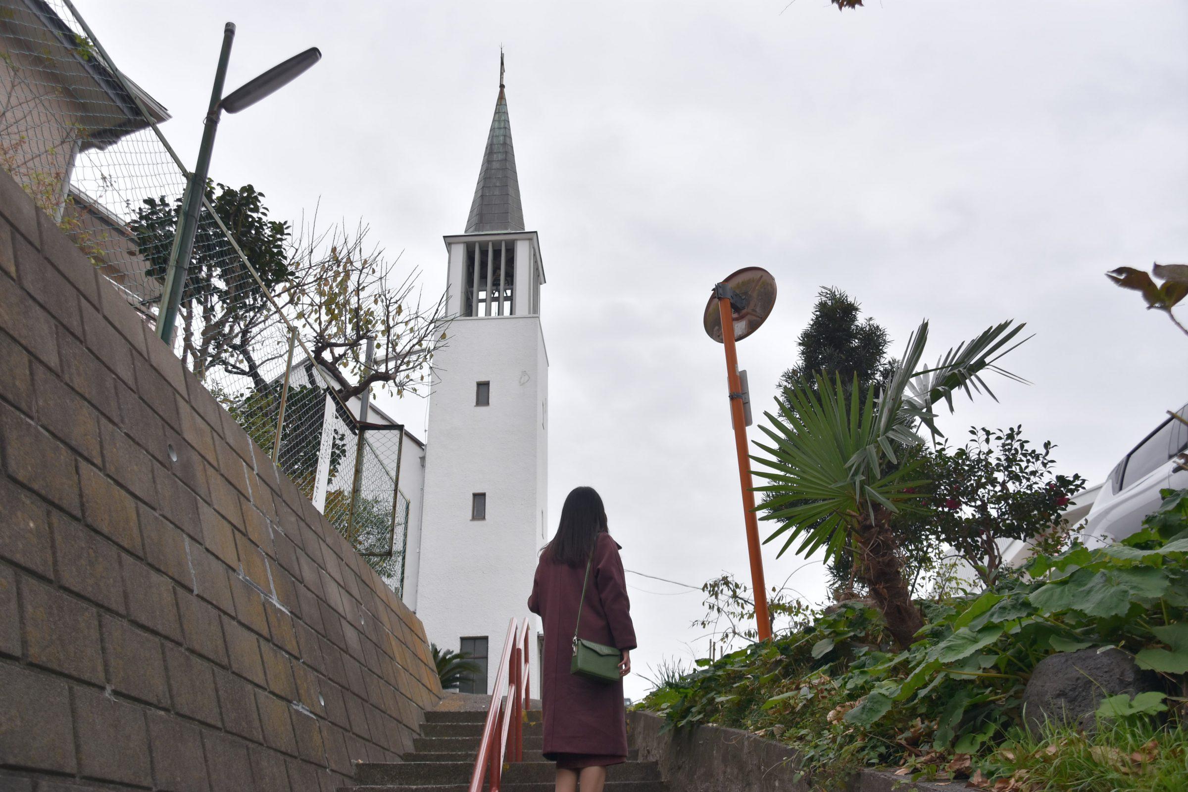 2018秋季日劇「無法成為野獸的我們」拍攝地大揭密!横浜聖アンデレ教会(第2集取景地)