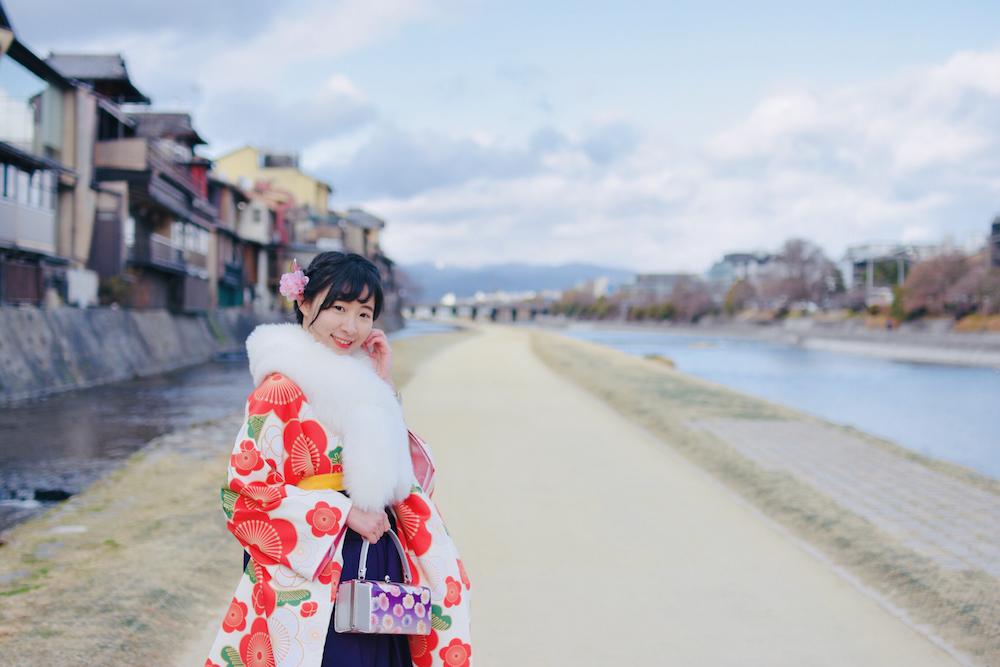 京都和服租借推薦!江戶和裝工房 雅「祇園分店」可愛卒業袴一日散策