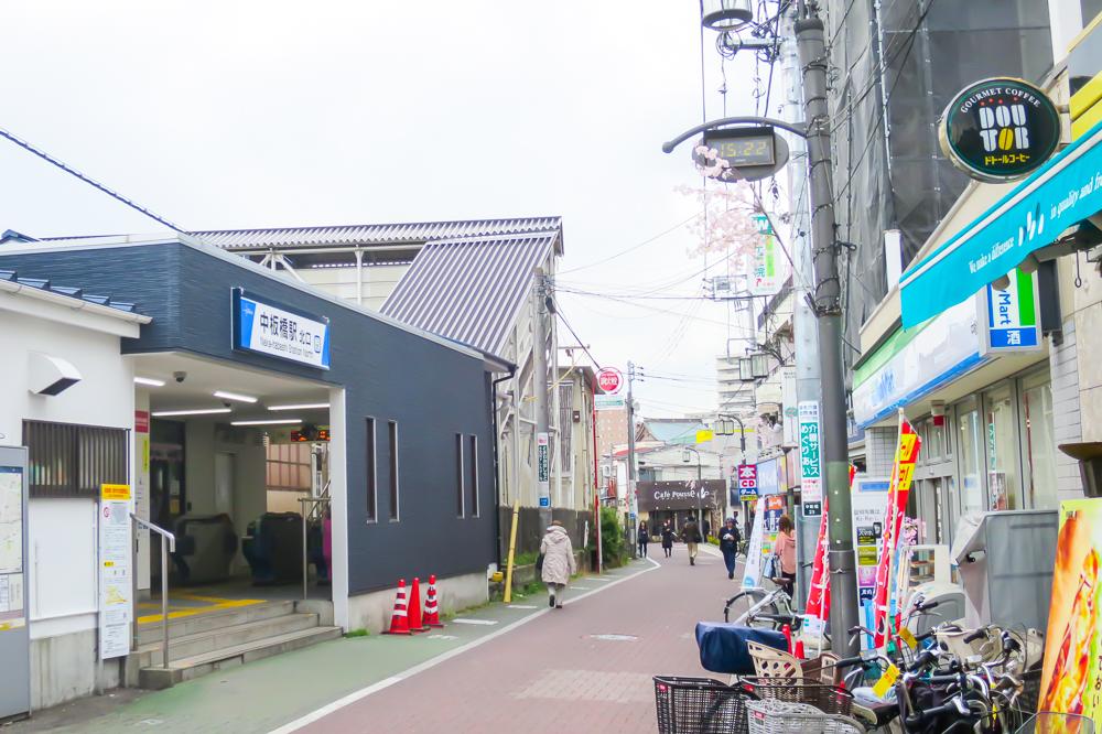 【東京私藏賞櫻景點】板橋十景石神井川!超過1,000棵櫻花並木