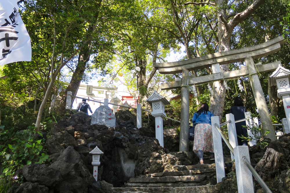 多摩川淺間神社!日劇大戀愛取景地、眺望多摩川沿岸風景