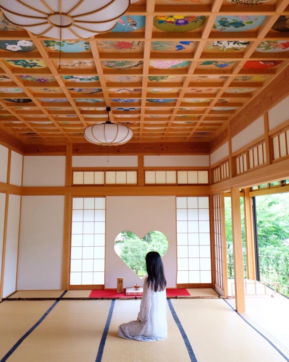 不只有心型窗!都宇治「正壽院」夏季限定風鈴祭