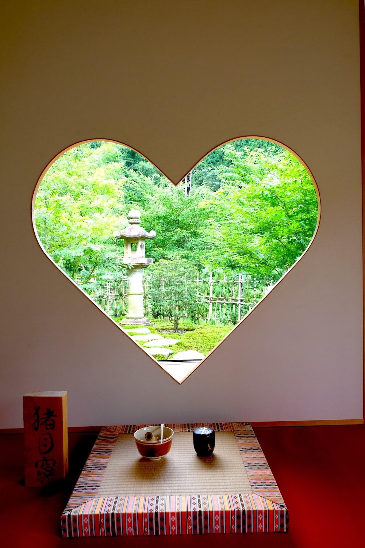 不只有愛心窗戶!京都宇治「正壽院」夏季限定風鈴祭