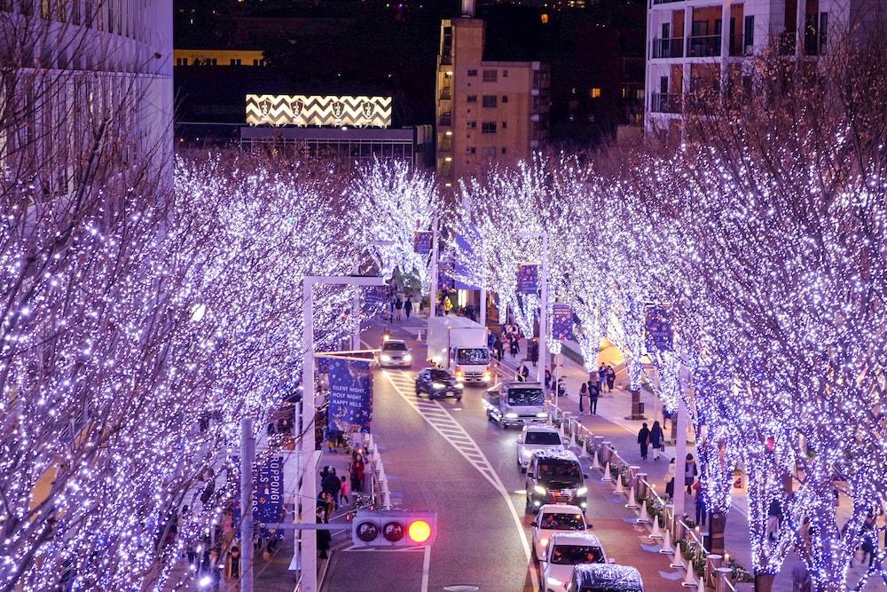 2019-2020東京六本木燈飾