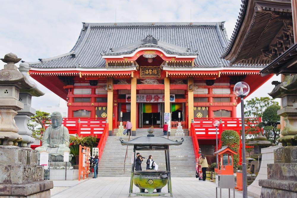 圓福寺(飯沼觀音)
