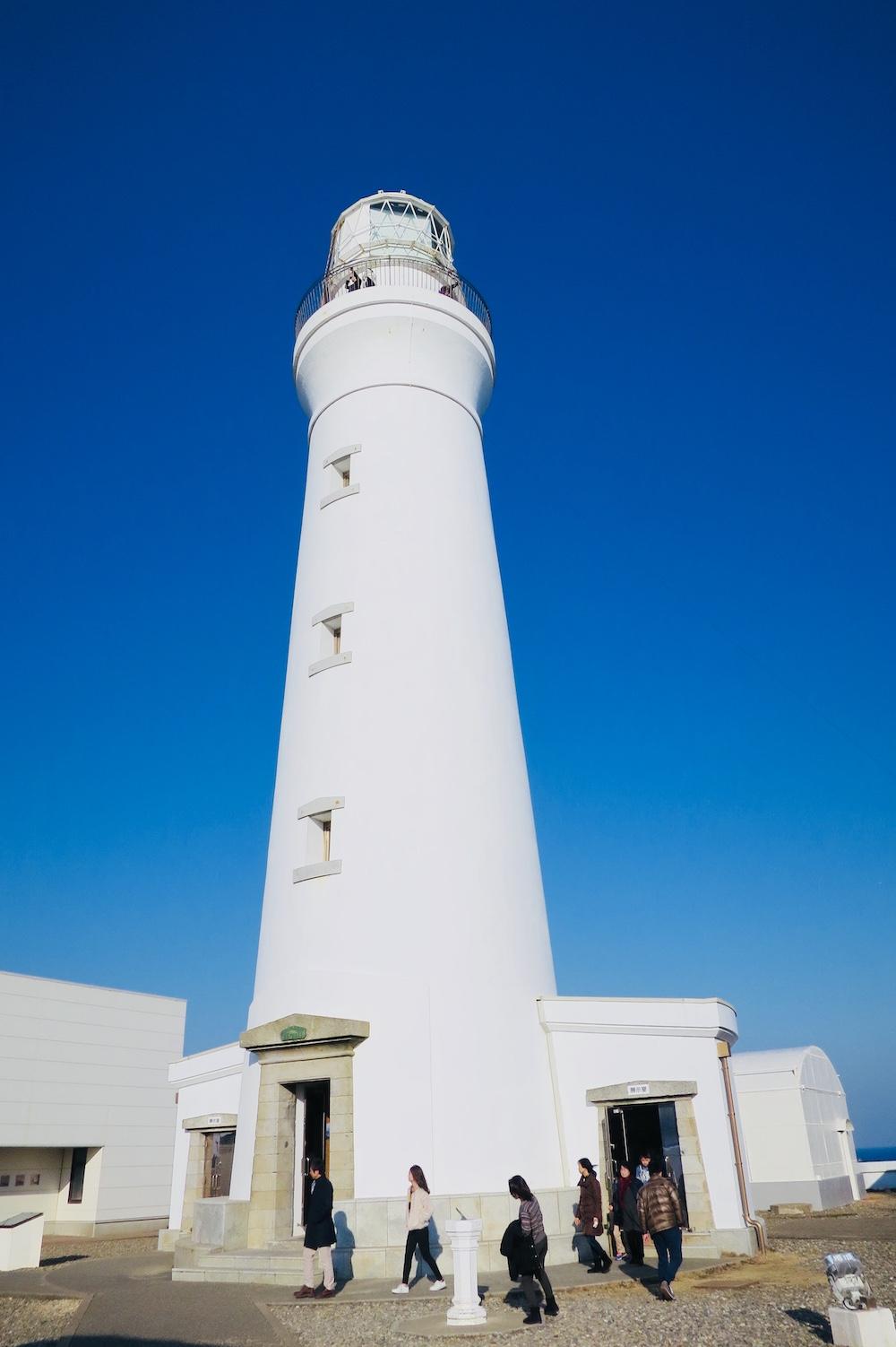 99階梯「犬吠埼燈塔」,日本可爬燈台16選