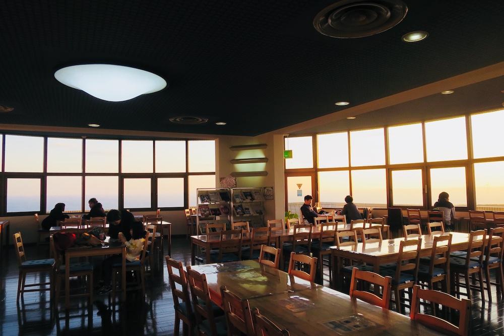 地球圓觀丘展望台 咖啡廳