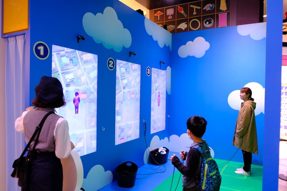 哆啦A夢未來百貨 秘密道具體驗區