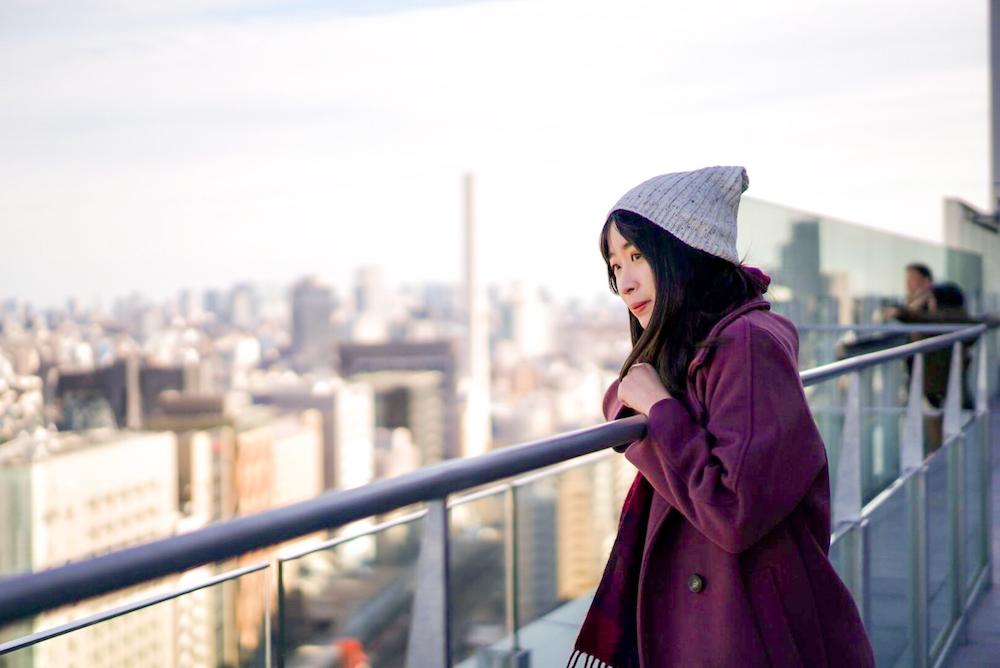 東急Plaza澀谷屋上展望台
