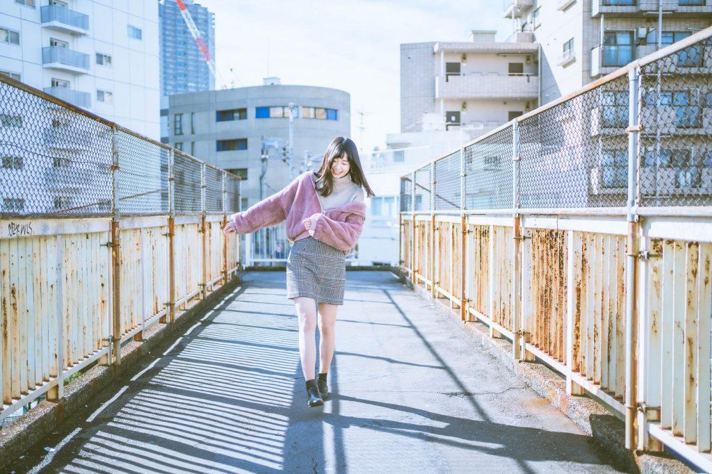 代官山 澀谷 天橋