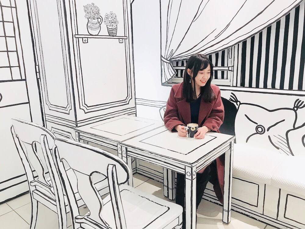 新大久保 2D CAFE