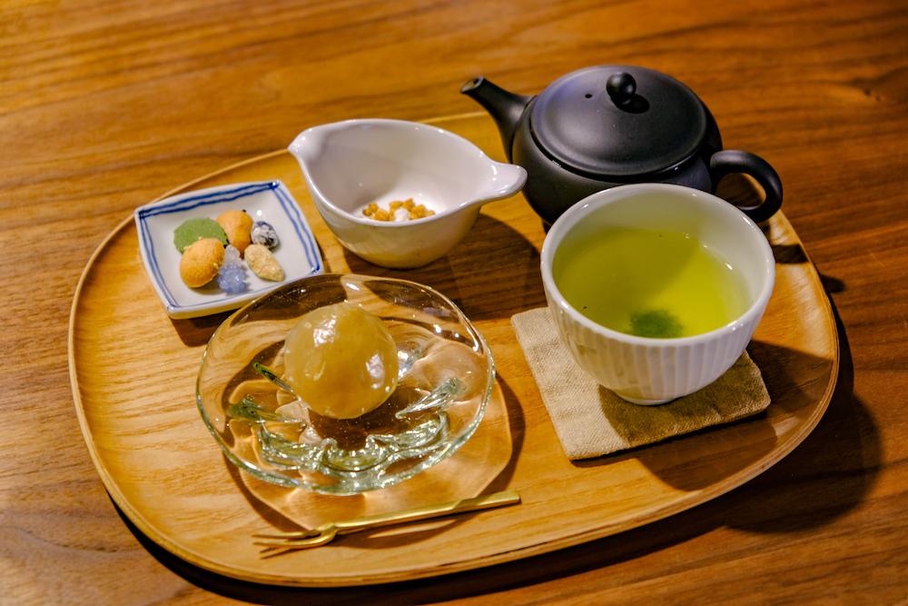 雨音茶寮 和式茶點套餐