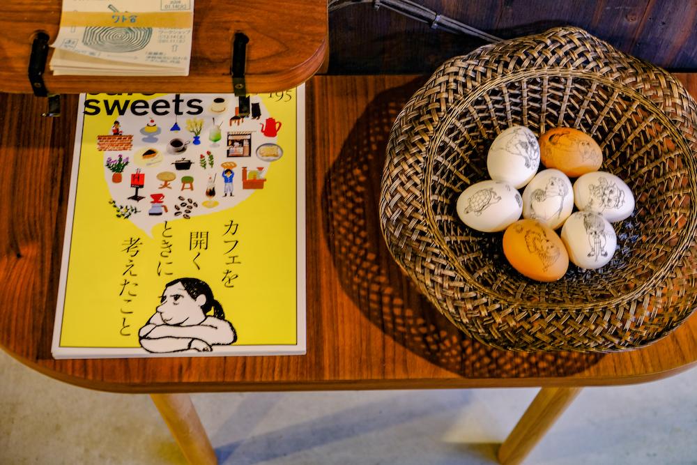 雨音茶寮 店內展覽
