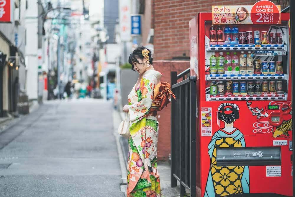 「東京和服Megu姐」一日振袖租借