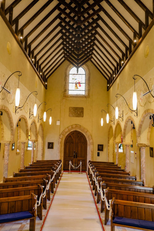 那須高原Michael Resort Court 教堂 St.Marries Chapel