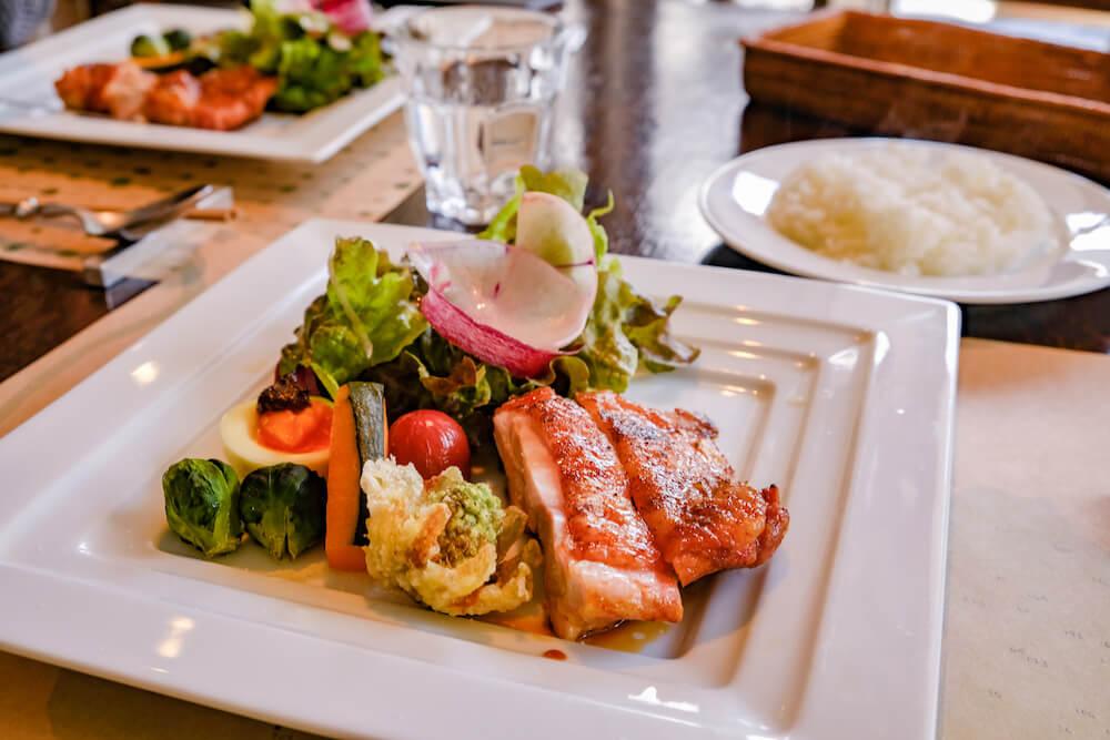 那須Art Biotop 午間套餐方案 主餐