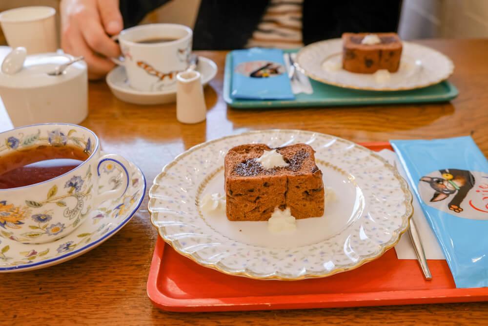東京洗足Lavi Cafe