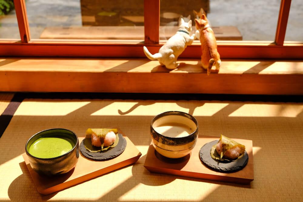 台中西區「TokuToku-matcha & coffee」