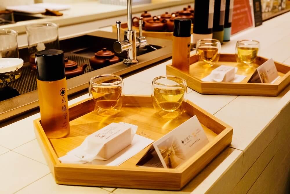 京盛宇飲茶體驗