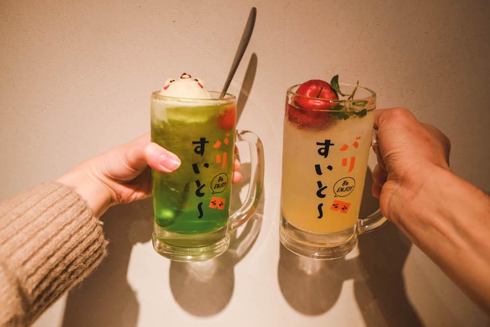 中目黑居酒屋「ハカタホタル 」