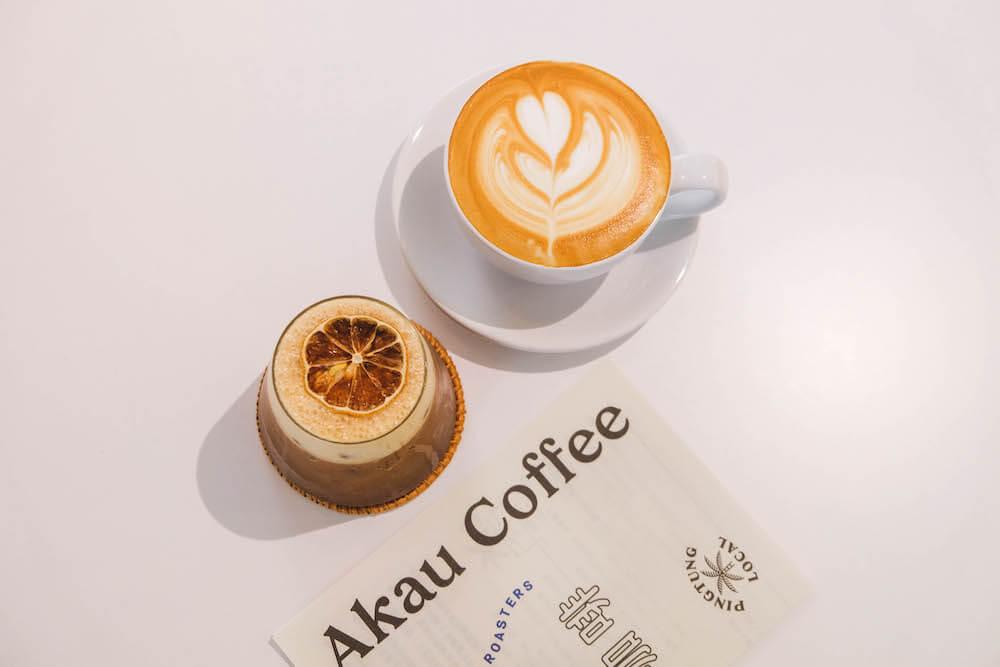屏東職人町.猻物咖啡Akau Coffee