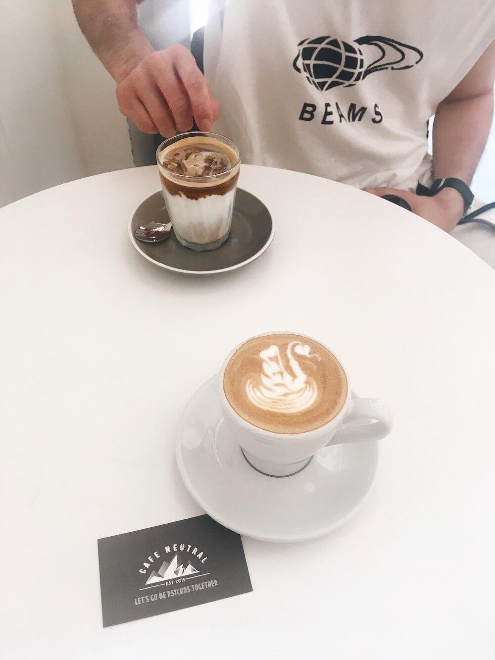 CAFE NEURAL