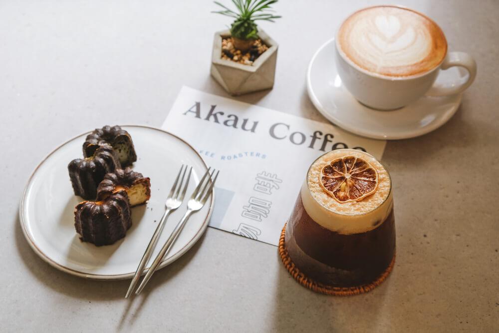 屏東職人町.Akau Coffee 猻物咖啡