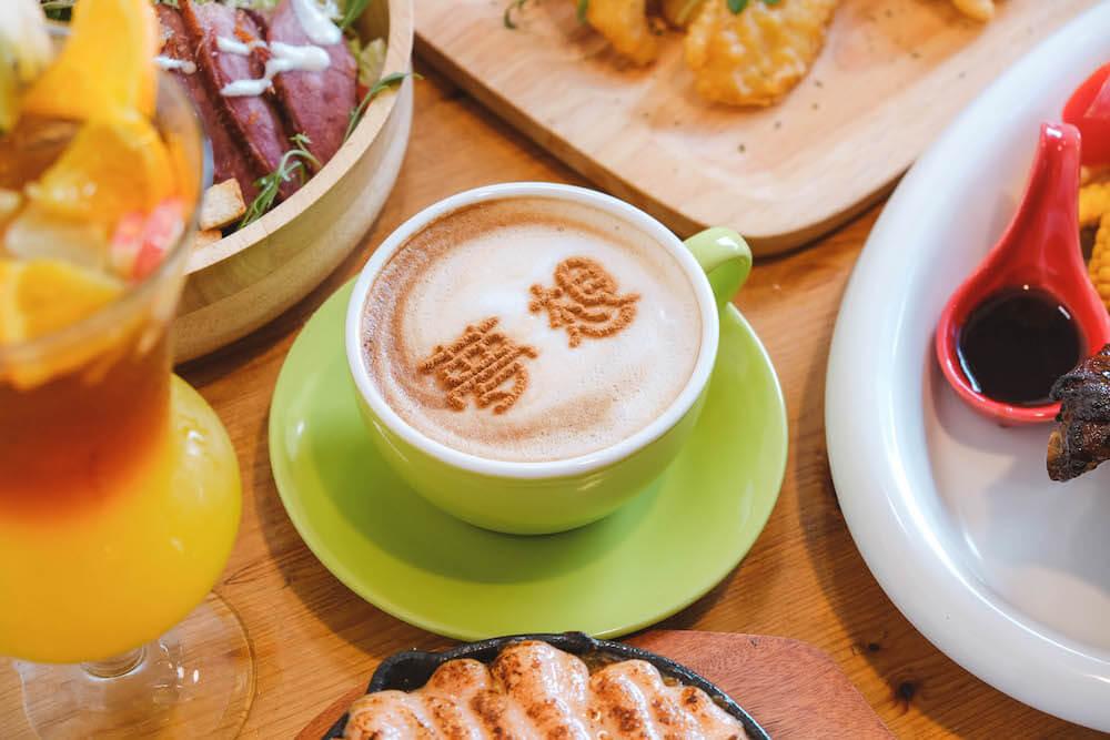 夢想地圖Cafe海景會館 夢想地圖咖啡