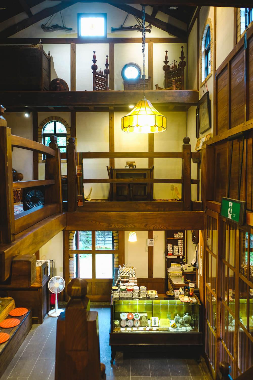 福島・會津若松|鶴之城咖啡館「會津葵 西遊館」