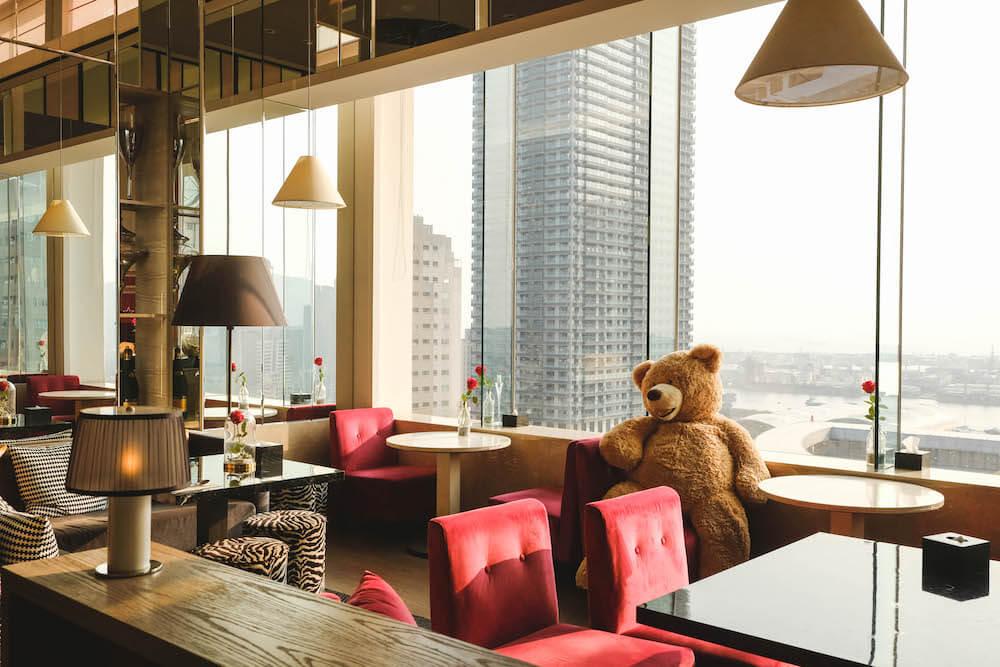 高雄・若你餐酒館If you · city view Bistro|浪漫午茶景觀餐廳,85大樓港灣景緻盡收眼底