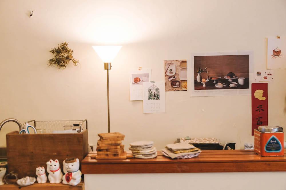 大安私宅下午茶「烤蘋果派的方法」