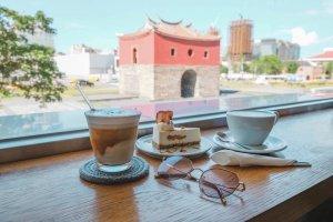 北門,北門 美食,台北 北門,MKCR山小孩咖啡