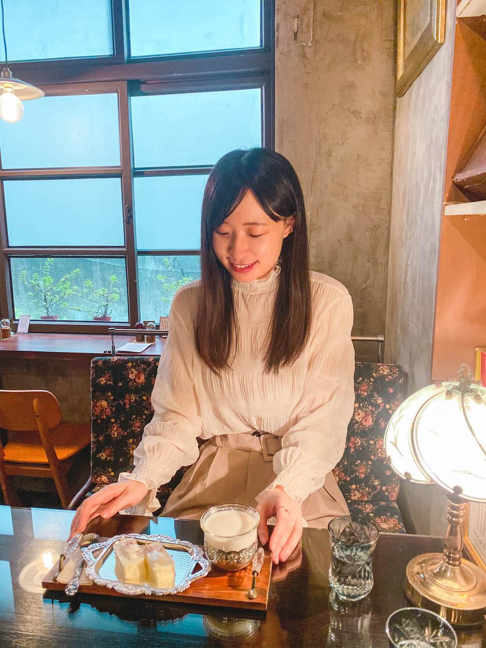台北東門私藏咖啡「大人小學古文具」・古文具選物&日式老宅昭和風喫茶室47