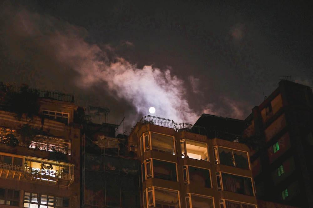 幾米 向月亮許願 碧潭