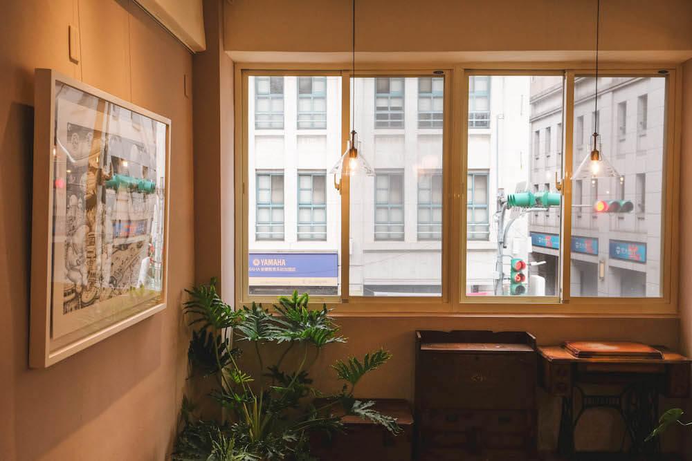台北迪化街大稻埕「HERE&THERE」單人作業暖心午茶,全預約制烘焙空間