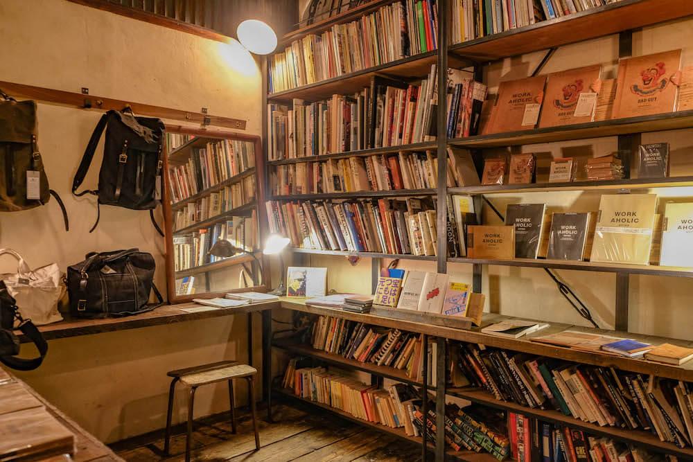 日劇《寵女青春白皮書》取景地:二子玉川「Cafe Soul Tree」倉庫咖啡